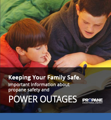 Propane Safety and Power Outages