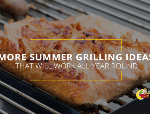 More Summer Grilling Ideas That Will Work All Year Round