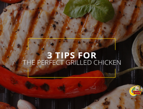 3 Tips for Perfect Grilled Chicken