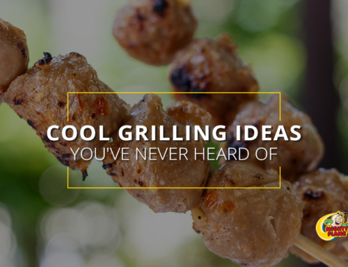 Cool Grilling Ideas You've Never Heard Of