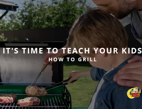 It's Time To Teach Your Kids How To Grill